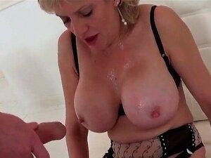 Big tits tickling